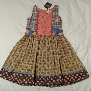 New size 10 Matilda Jane back to school dress
